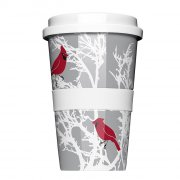 Porzellan Coffee to go Cardinal